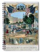 Baltimore: 15th Amendment Spiral Notebook