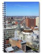 Baltimore Nw Spiral Notebook
