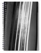 Bamboo Closeup Spiral Notebook