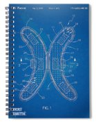 Banana Protection Device Patent Spiral Notebook