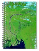 Bangladesh Spiral Notebook