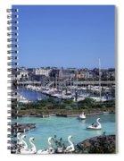 Bangor, Co. Down, Ireland Spiral Notebook