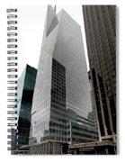 Bank Of America Spiral Notebook