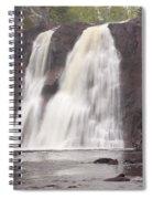 Baptism High Falls 10 Spiral Notebook