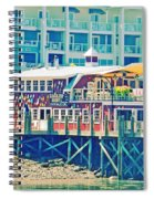 Bar Harbor Maine Spiral Notebook