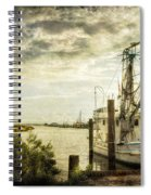 Barbara K Spiral Notebook