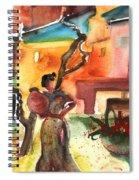 Barbastro 02 Spiral Notebook