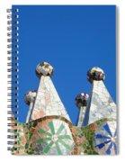 Barcelona Impression 2 Spiral Notebook