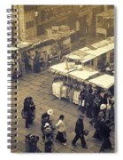 Barkhor Ramblings Spiral Notebook