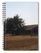 Barn And Windmill Spiral Notebook
