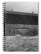 Barn Spiral Notebook