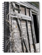 Barn Side Spiral Notebook