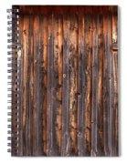 Barnside Number 3 Grand Tetons Spiral Notebook