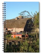 Barnyard Spiral Notebook