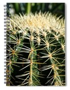 Barrel Cactus Spiral Notebook