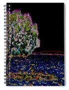 Barren Tree Spiral Notebook
