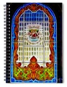 Barriero Window Spiral Notebook