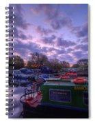 Barrow Boats 2.0 Spiral Notebook
