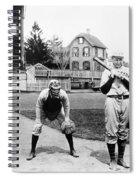 Baseball: Princeton, 1901 Spiral Notebook