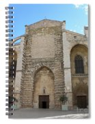 Basilica Of Saint Mary Madalene Spiral Notebook