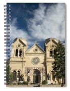 Basilica Of St Francis Spiral Notebook