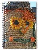 Basket Head Spiral Notebook