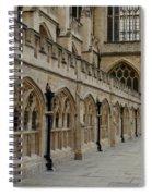 Bath Abbey Spiral Notebook