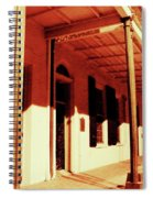 Baton Rouge Downtown Spiral Notebook