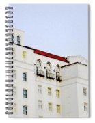 Baton Rouge Hilton Spiral Notebook
