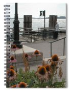 Battery Park Spiral Notebook