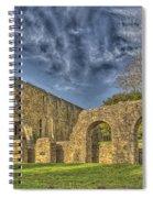 Battle Abbey Ruins Spiral Notebook