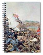 Battle Of Franklin November 30th 1864 Spiral Notebook