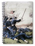 Battle Of Jonesboro, 1864 Spiral Notebook