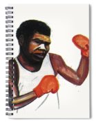 Battling Siki Spiral Notebook
