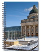 Bavarian State Chancellery Spiral Notebook