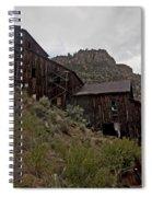 Bayhorse Mill  Spiral Notebook
