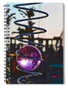 Beach Ball Spiral Notebook