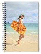 Beach Day Spiral Notebook