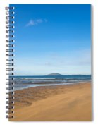 Beach Ireland Spiral Notebook