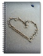 Beach Love Spiral Notebook