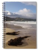 Beach Surf Spiral Notebook