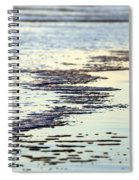Beach Water Spiral Notebook