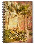 Beachy Keen Spiral Notebook