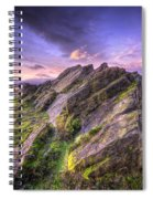 Beacon Hill Sunrise 10.0 Spiral Notebook
