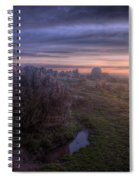 Beacon Hill Sunrise 6.0 Spiral Notebook