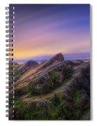 Beacon Hill Sunrise 7.0 Spiral Notebook