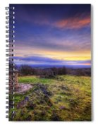 Beacon Hill Sunrise 8.0 Spiral Notebook