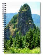 Beacon Rock Spiral Notebook