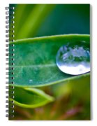 Bead Spiral Notebook