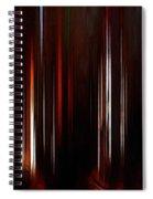 Beams Spiral Notebook